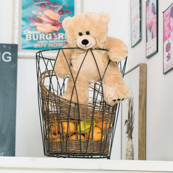 Daney teddy bear 25 light brown 009