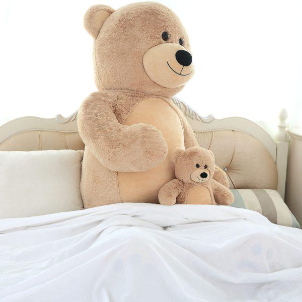Daney teddy bear 25 light brown 017