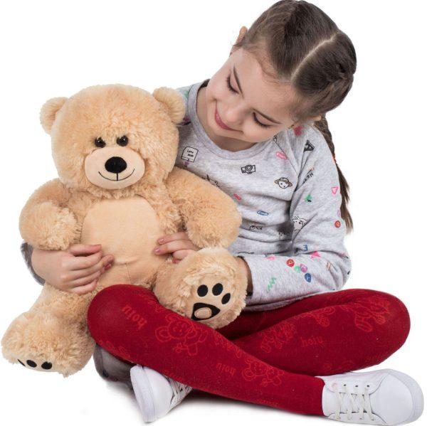 Daney teddy bear 25 light brown 018
