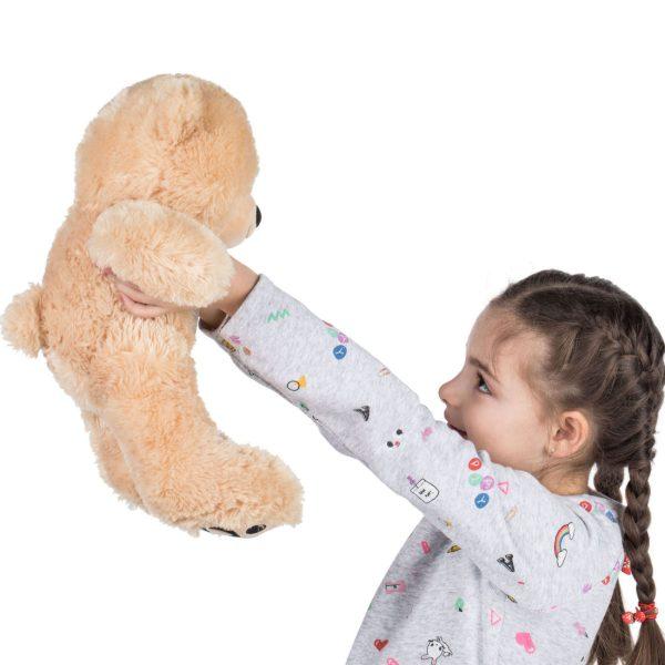 Daney teddy bear 25 light brown 020