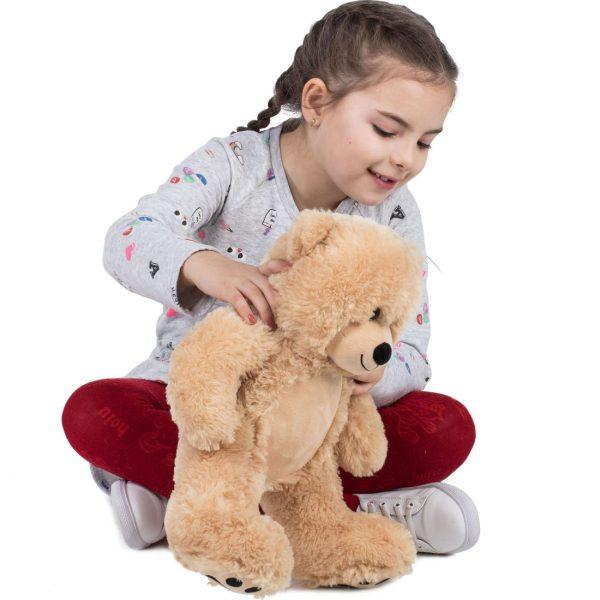 Daney teddy bear 25 light brown 021