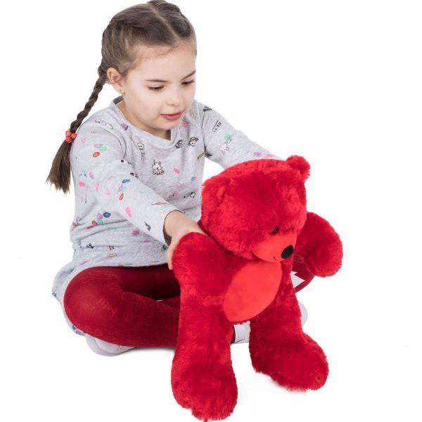 Daney teddy bear 25 red 007
