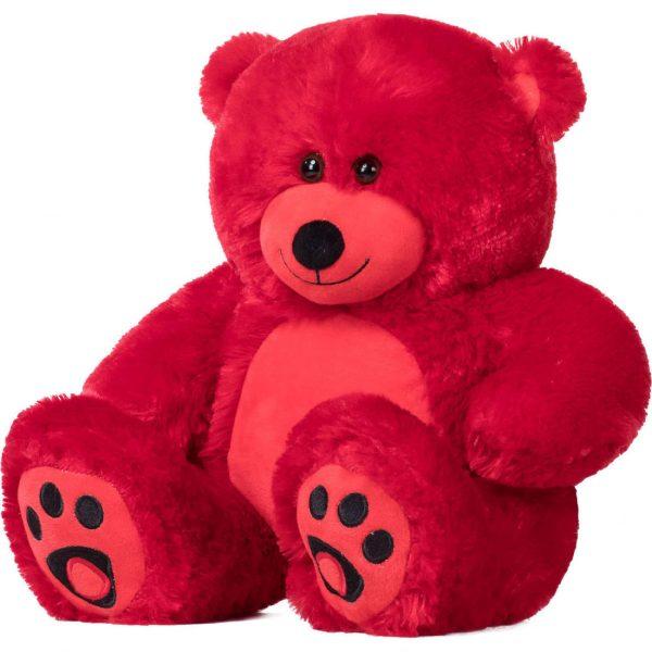 Daney teddy bear 25 red 010