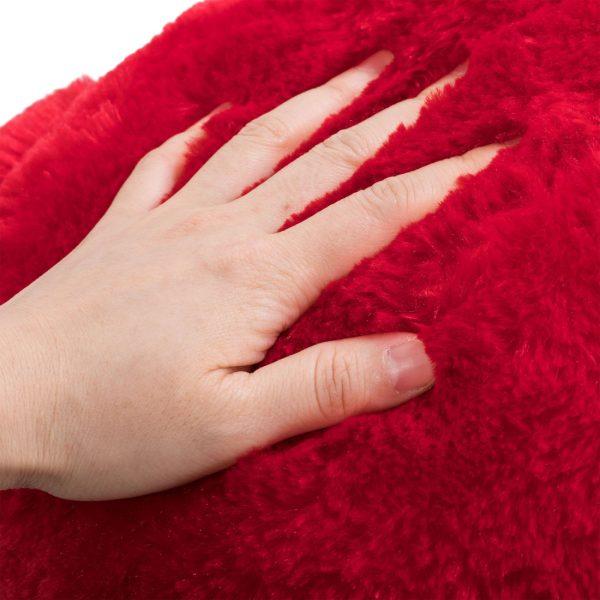 Daney teddy bear 25 red 013
