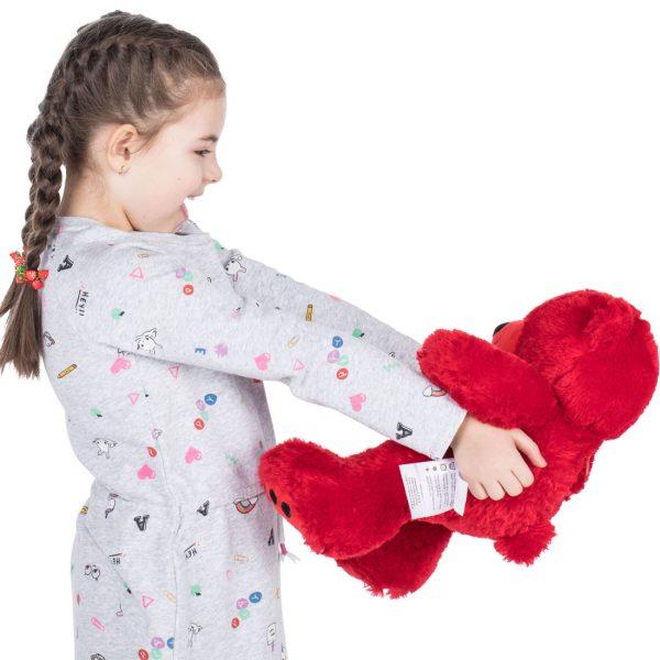 Daney teddy bear 25 red 019