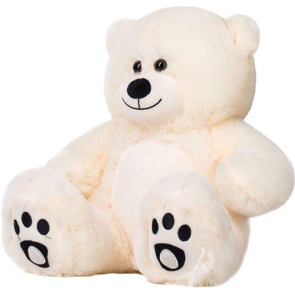 Daney teddy bear 25 white 009