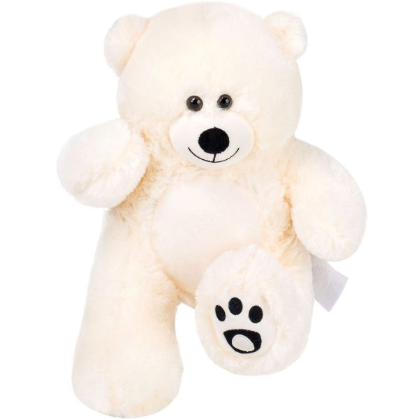 Daney teddy bear 25 white 020