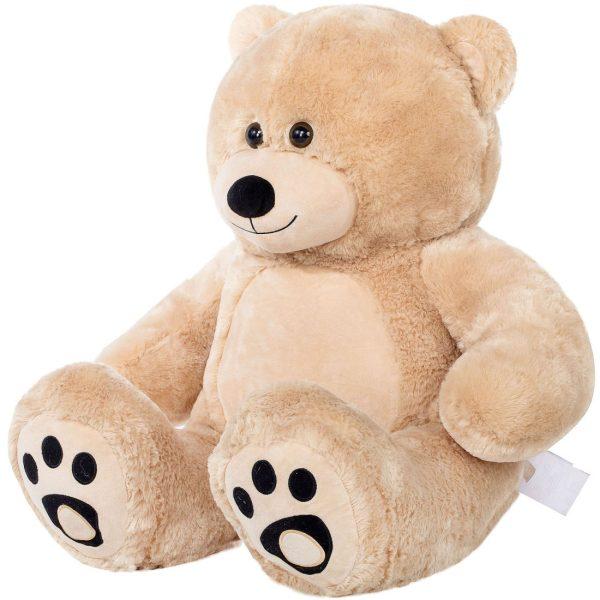 Daney teddy bear 3foot light brown 014