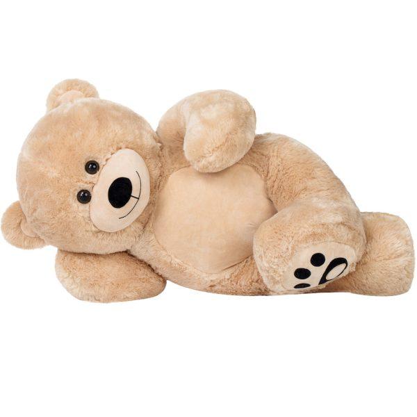 Daney teddy bear 3foot light brown 015