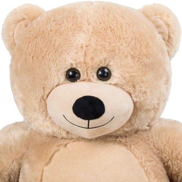 Daney teddy bear 3foot light brown 018