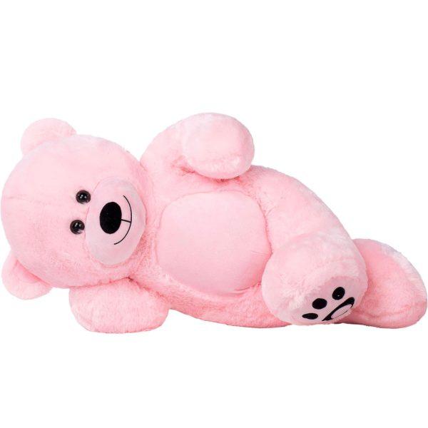 Daney teddy bear 3foot pink 011