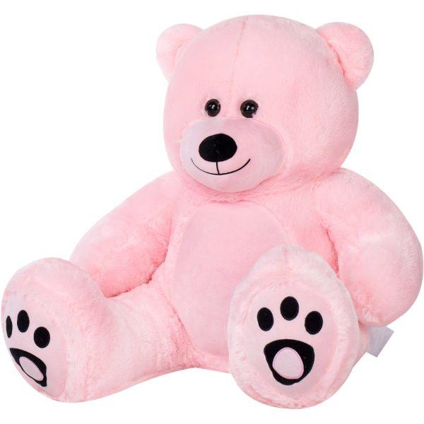 Daney teddy bear 3foot pink 012