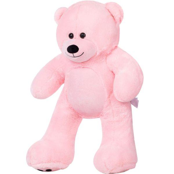 Daney teddy bear 3foot pink 013
