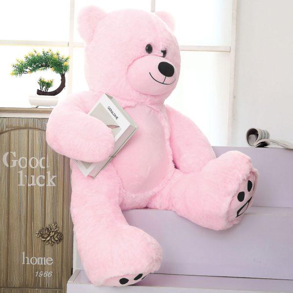 Daney teddy bear 3foot pink 021