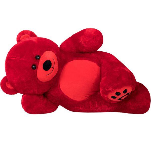 Daney teddy bear 3foot red 012