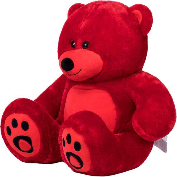 Daney teddy bear 3foot red 013