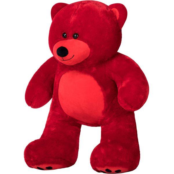 Daney teddy bear 3foot red 014