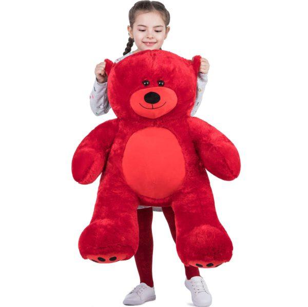 Daney teddy bear 3foot red 021