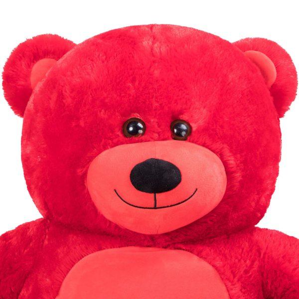 Daney teddy bear 3foot red 034