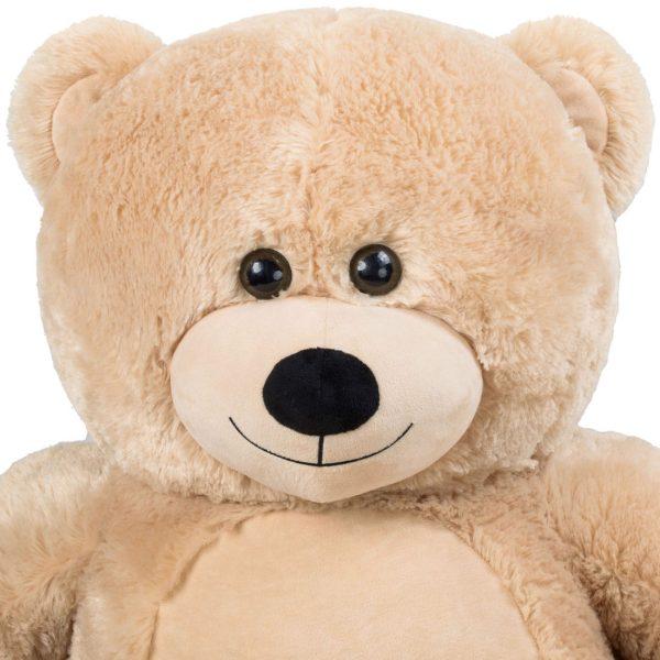 Daney teddy bear 6foot light brown 016