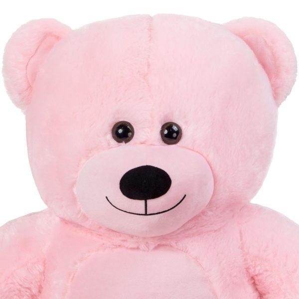 Daney teddy bear 6foot pink 015
