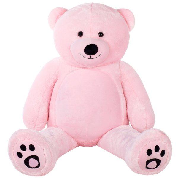 Daney teddy bear 6foot pink 017
