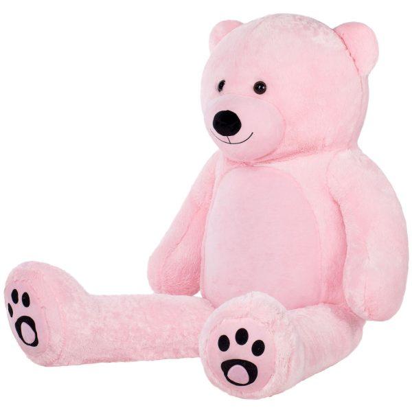 Daney teddy bear 6foot pink 019