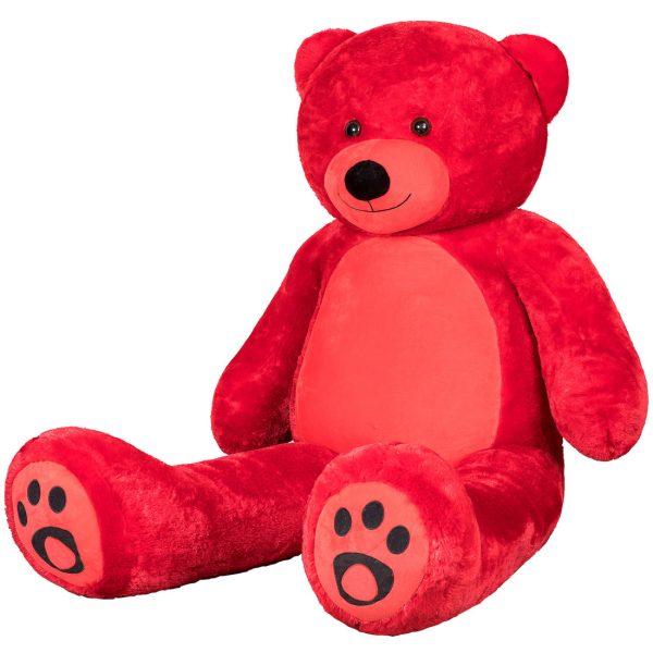 Daney teddy bear 6foot red 025