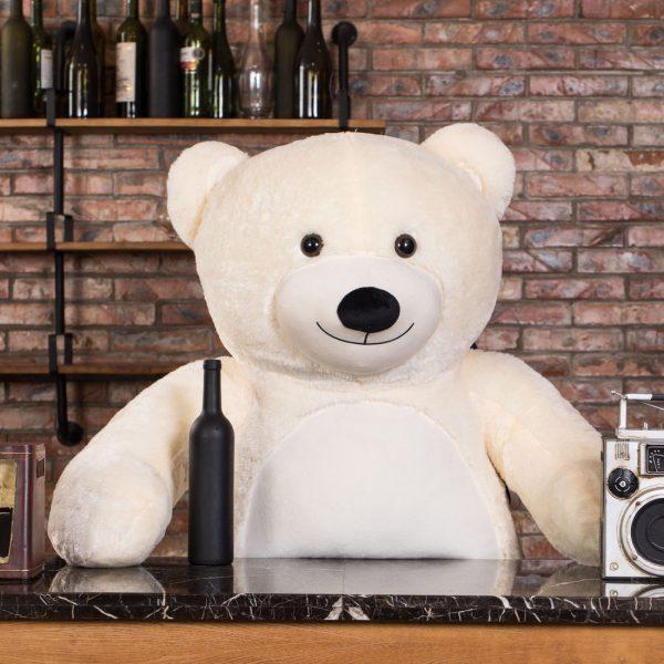 Daney teddy teddy 6foot white 008