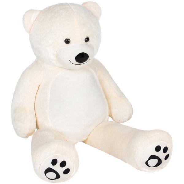 Daney teddy teddy 6foot white 016