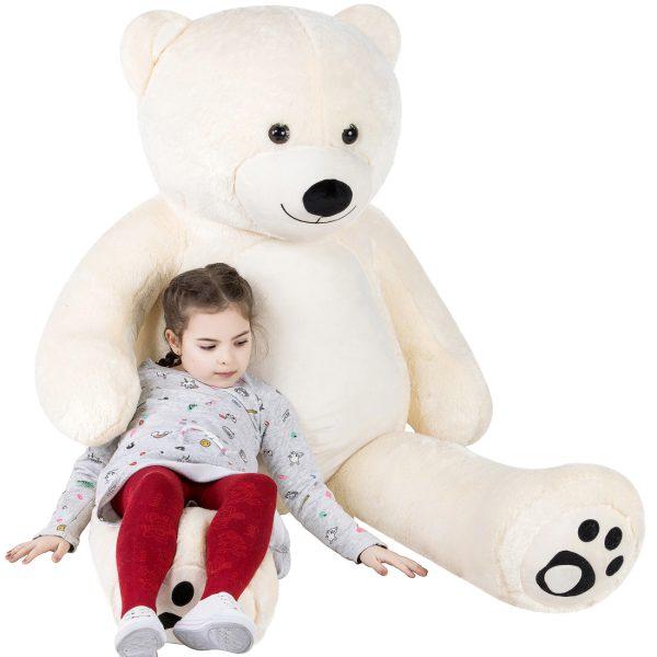 Daney teddy teddy 6foot white 017