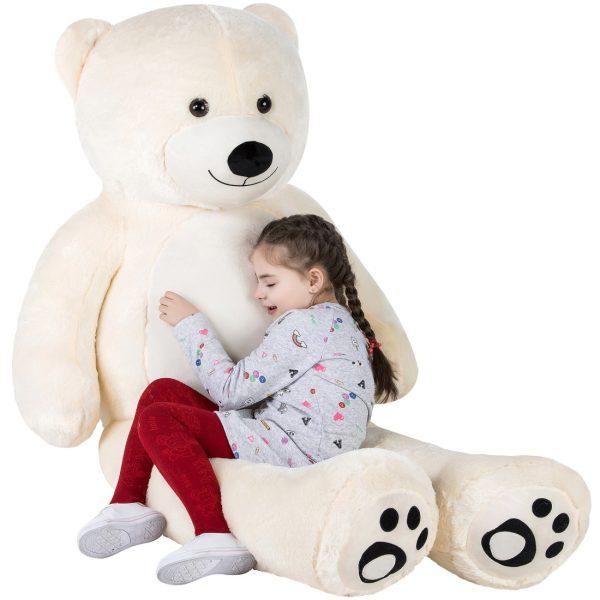 Daney teddy teddy 6foot white 019