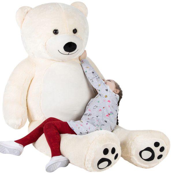 Daney teddy teddy 6foot white 020