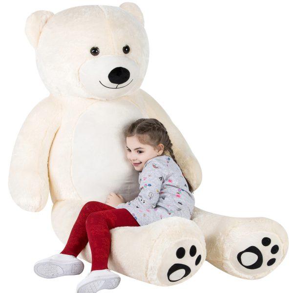 Daney teddy teddy 6foot white 021