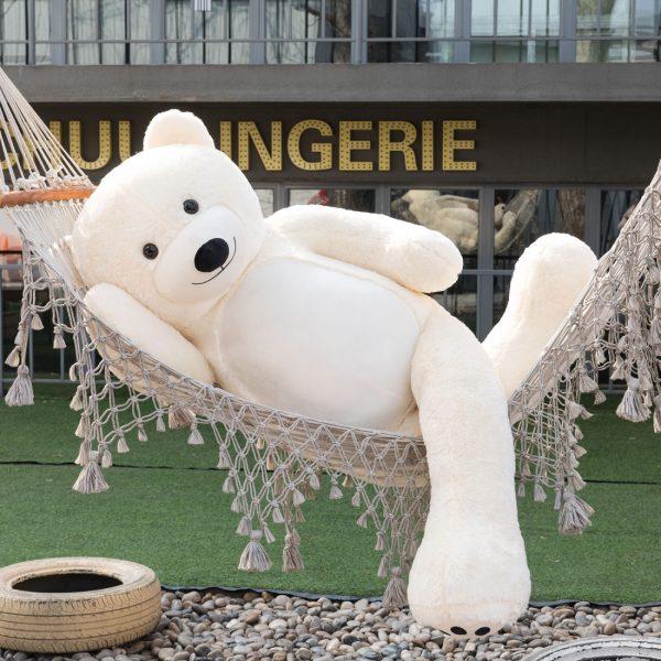 Daney teddy teddy 6foot white 024