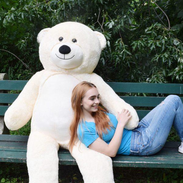 Daney teddy teddy 6foot white 027