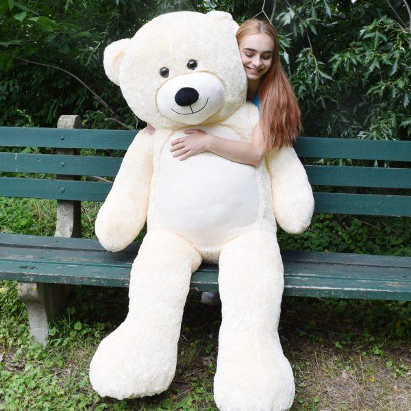 Daney teddy teddy 6foot white 032