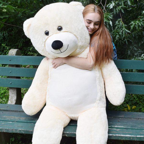 Daney teddy teddy 6foot white 033