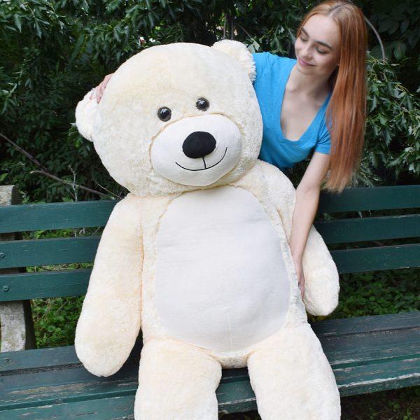 Daney teddy teddy 6foot white 034