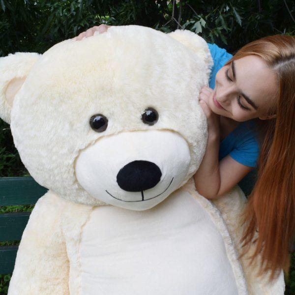 Daney teddy teddy 6foot white 035