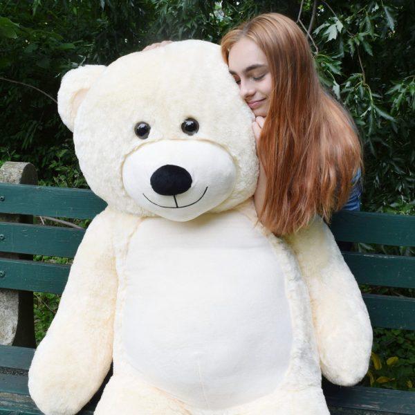 Daney teddy teddy 6foot white 036