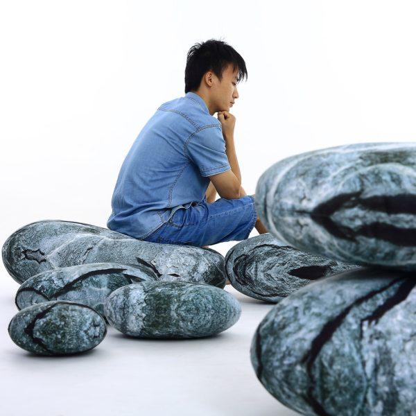 rock pillow 9016 stone pillow 04