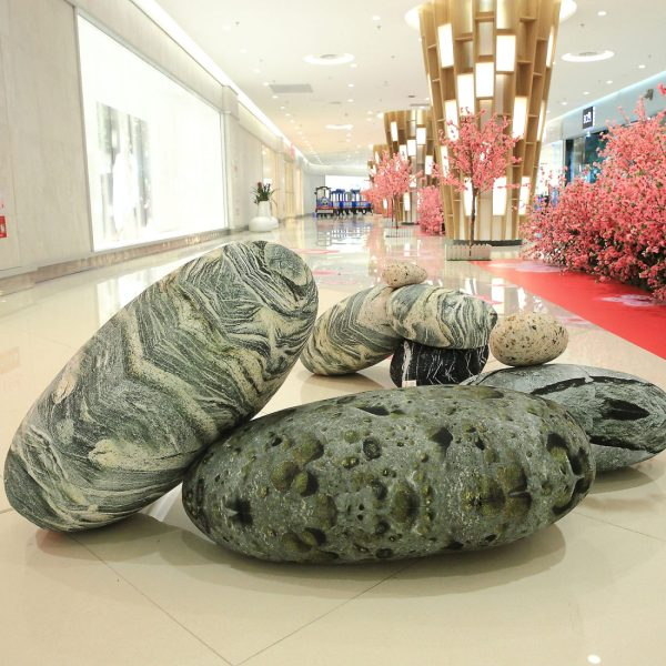 rock pillow 9017 stone pillow 11