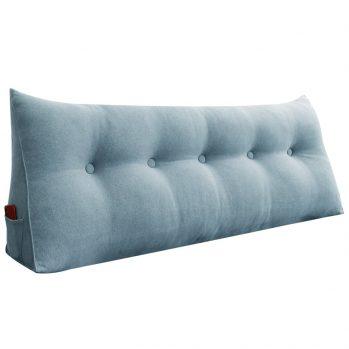 triangular reading pillow wedge pillow 1633 01